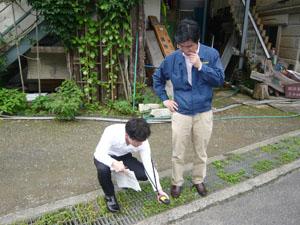 【現地本部長日記】「福島市立大波小学校」