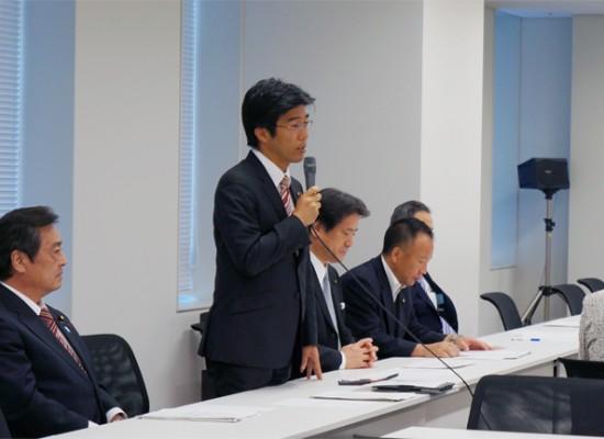 【活動報告】福島復興再生プロジェクトチーム