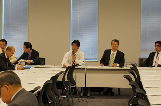 【活動報告】エネルギー・環境調査会総会