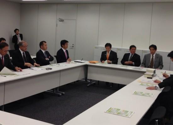 【活動報告】ネット選挙協議会初会合