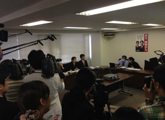【活動報告】ネット選挙運動説明会をウェブ会議システムで開催