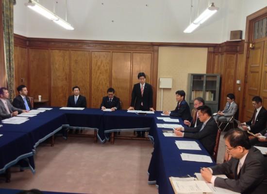 【活動報告】インターネット選挙各党協議会