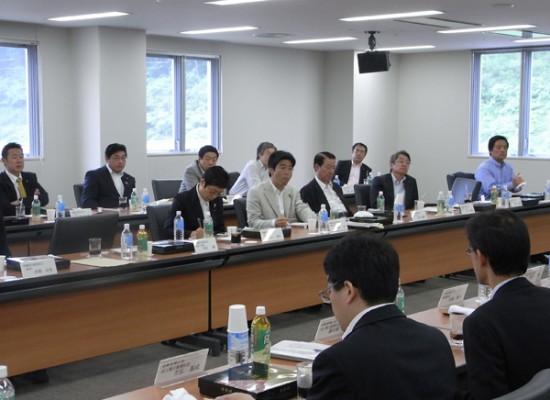 【活動報告】法務委員会視察(矯正施設の実情調査)
