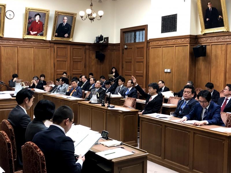 2018年11月21日倫理選挙特別委員会